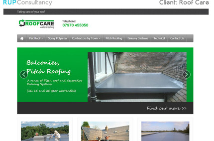 RoofCare Waterpoofing